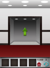 100 floors iphone game level 3 image 3