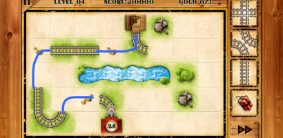 train of gold rush episode 1 level 4