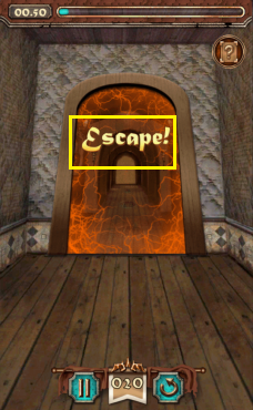 escape action level 20