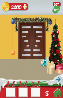 100 doors holiday level 3
