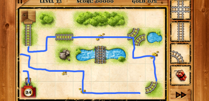 train of gold rush episode 1 level 23