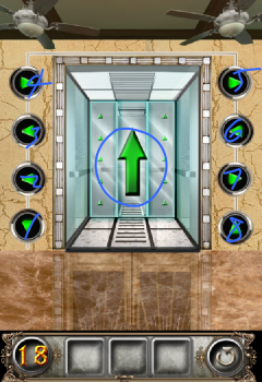 100 Doors Floor Escape Level 18