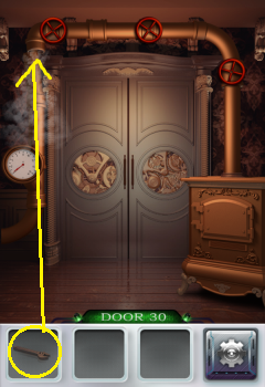 100 Doors 3 Level 30 Walkthrough