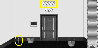 can you escape black and white level 15