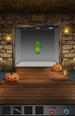 100 Floors Annex Halloween Level 8