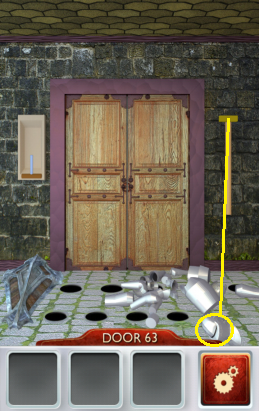 100 doors 2 level 63 walkthrough freeappgg for Door 4 level 21