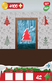 100 doors holiday level 42