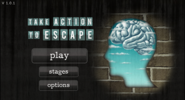take action to escape