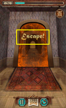 escape action level 35