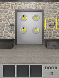 100 locked doors level 13