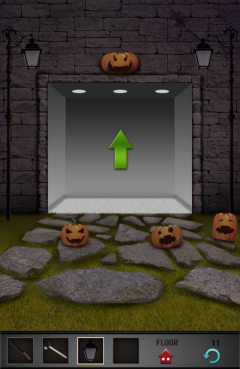 100 Floors Seasons Tower Halloween Level 11 Walkthrough