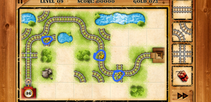 train of gold rush episode 1 level 9