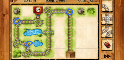 train of gold rush episode 1 level 19