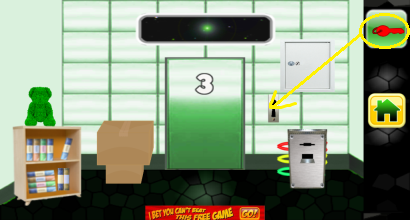 can you escape space doors level 3