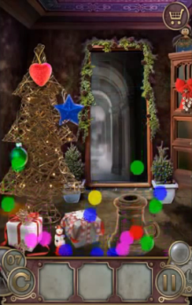 Escape the Mansion Christmas Level 7 Walkthrough - FreeAppGG