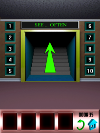 100 doors x level 35 walkthrough freeappgg for 100 doors door 35