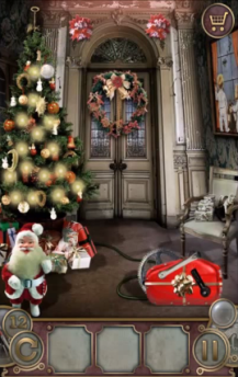 Escape the Mansion Christmas Level 12 Walkthrough - FreeAppGG