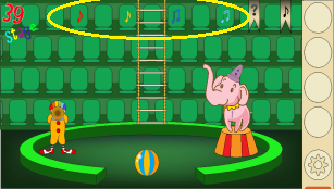 escape from circus level 39