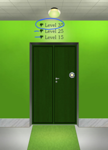 100 door codes level 45