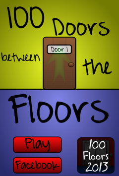 100 Doors between the floors