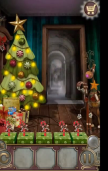 Escape the Mansion Christmas Level 5 Walkthrough - FreeAppGG