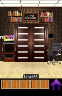 100 Doors Escape Now Level 68 Walkthrough