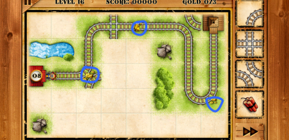 train of gold rush episode 1 level 16