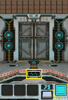 100 doors aliens space level 73