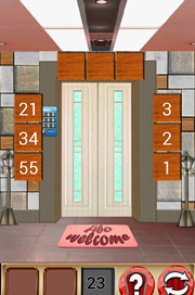 100 doors & rooms escape level 23