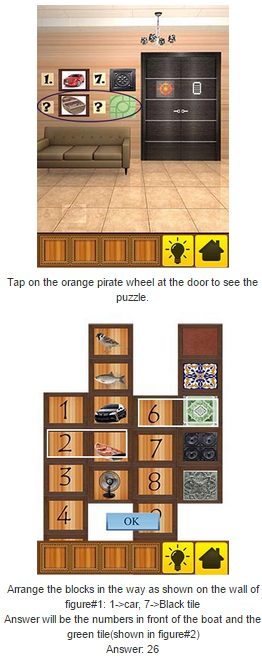 100 Doors Brain Teasers 2 Level 28 Walkthrough